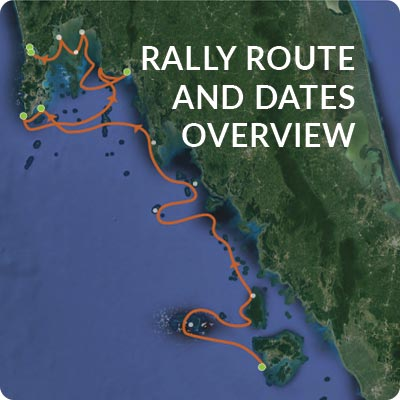 Sail Thailand Rally - Short & Sweet